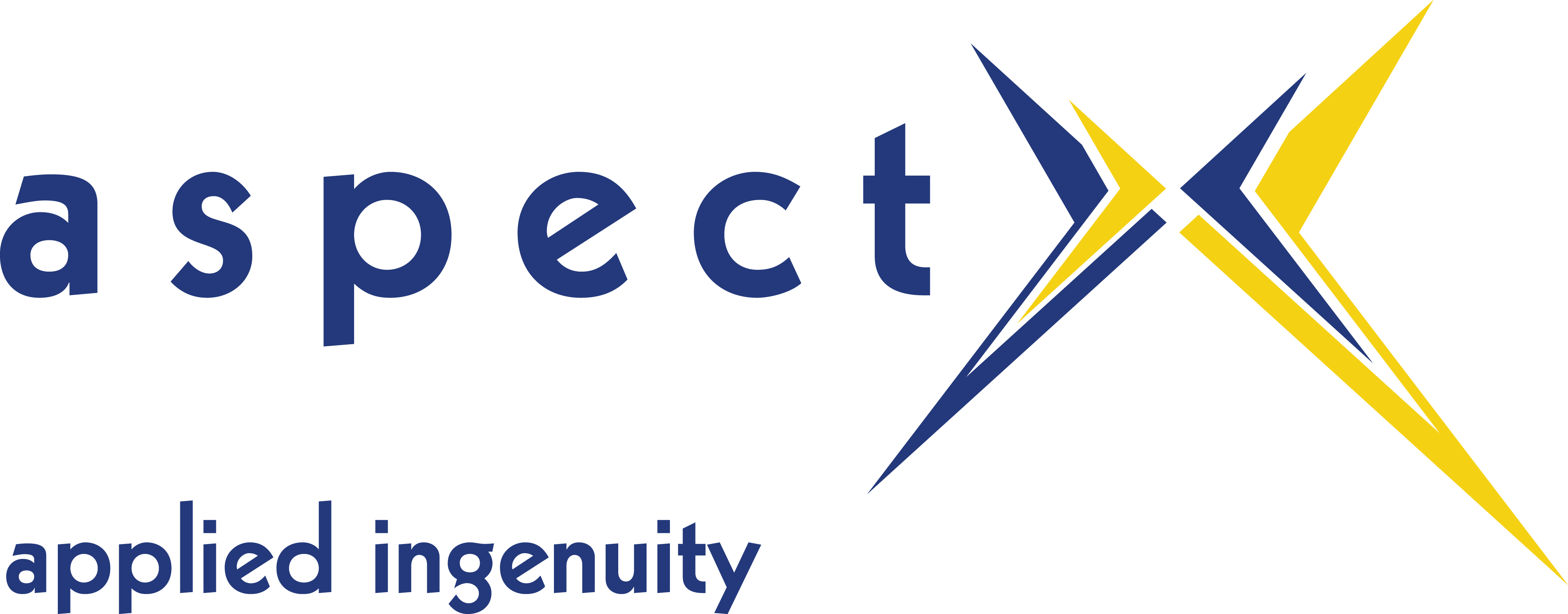 Aspectx logo, a full service agency providing key marketing and other strategies